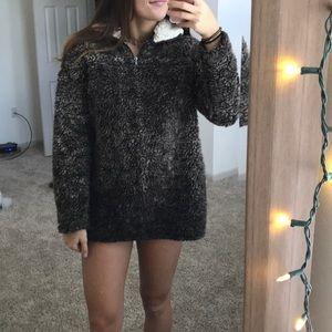 Altard state Sherpa sweater